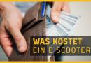 Was kostet ein E-Scooter?