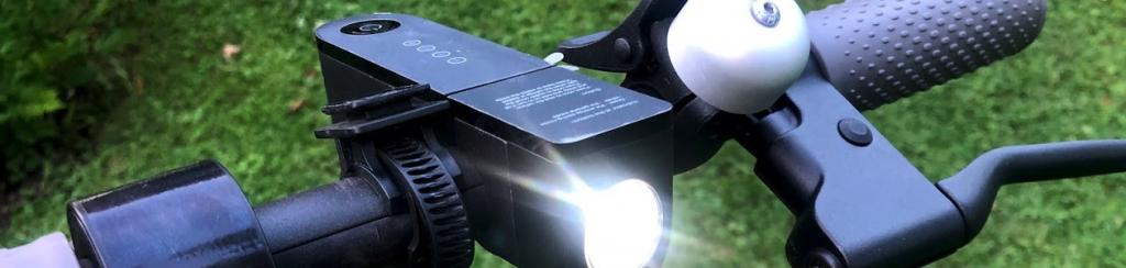 Xiaomi M365 Steuerung Licht Bremse Gas