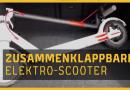 E-Scooter zusammenklappbar: Top 5 Geräte
