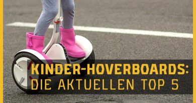 Hoverboard für Kinder